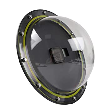 Carcasa Impermeable Dome Port para GoPro Hero 7 6 5 2018 ...