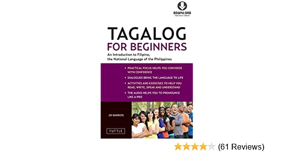 Knitting Meaning In Tagalog : Tagalog for beginners: an introduction to filipino the national