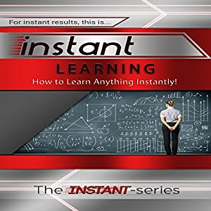 Instant Learning Audiobook