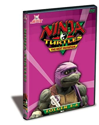 Ninja Turtles - The Next Mutation, Vol. 02 Alemania DVD ...