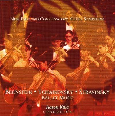 New England Conservatory Youth Symphony by New England Conervatory