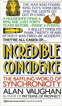 Book Incredible Coincidence: The Baffling World of Synchronicity by Alan Vaughan (1989-11-13)