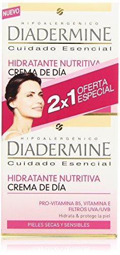 Diadermine - Hidratante Nutritiva - Crema de dia - 2 x 50 ml