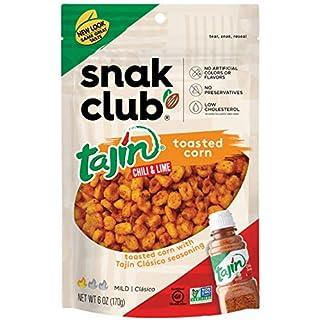 Snak Club Snak Club Tajin Toasted Corn, 6-oz, 6-Pack, 6 Ounce