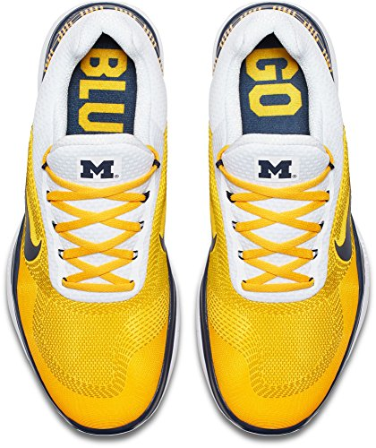 Nike Männer Free Trainer V7 Woche Null Michigan Edition Trainingsschuhe US) Michigan