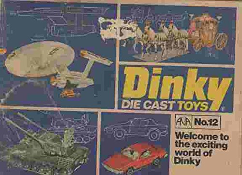 Meccano Dinky Toys - Dinky Toy catalog
