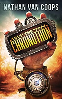 The Chronothon: A Time Travel Adventure by [Coops, Nathan Van]