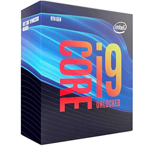 Intel Core I9-9900k 8 Cores Up To 5.0 Ghz Turbo Unlocked Lga