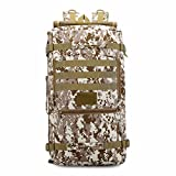 Fashion oxford army style Camouflage travel men's backpack casual classic cross-body shoulder bag