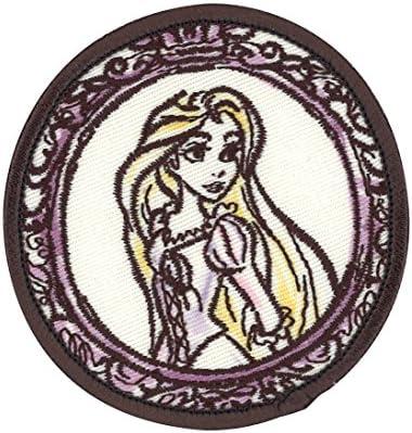ミノダ Disney プリンセス クラシックワッペン ラプンツェル D01Y0441