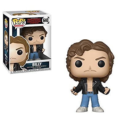 Funko POP! TV: Strangers Things - Billy at Halloween: Stranger Things: Toys & Games
