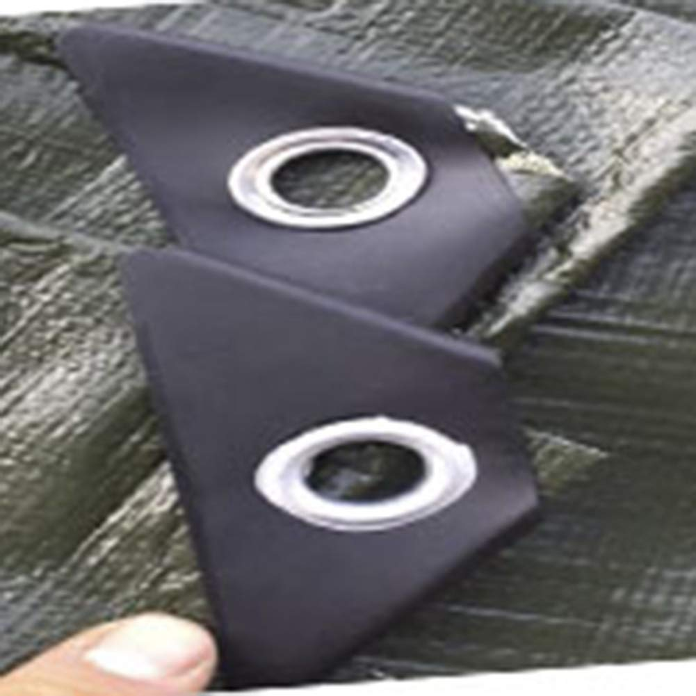Punch Lluvia A Prueba De Lluvia Punch Lona del Paño, Sombrilla Impermeable De La Lona De La Protección Solar, Los 2m  Los 1.5m FENPING (Color : La Plata, Tamaño : 3m6m) caf12f