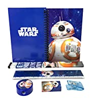 Disney Star Wars BB - 8 Stationary Set - Blue