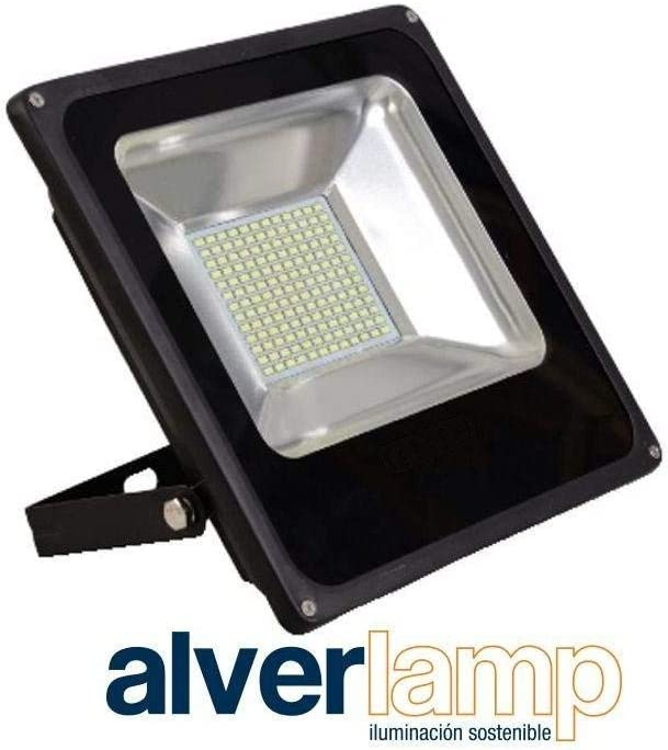 Alverlamp LPRO5041_C - Proyector led 50w 4000k: Amazon.es ...