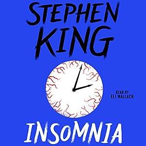 Insomnia Hörbuch