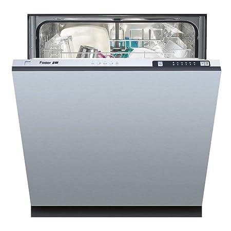 Foster 2950 000 Totalmente integrado 12cubiertos A+ lavavajilla ...