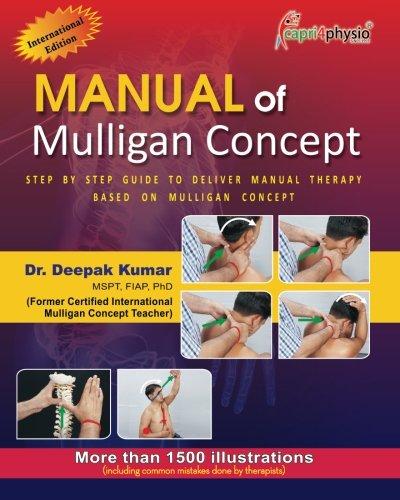 Manual Mulligan Concept Deepak Kumar product image