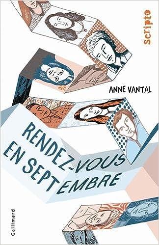 Rendez-vous en septembre - Vantal Anne