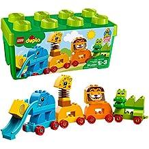 [Patrocinado] LEGO Duplo My First My First Animal Brick Box 10863–Building Kit (34pieza)
