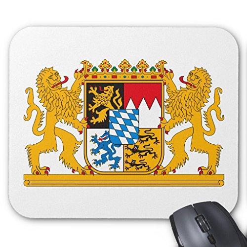 Zazzle Bayern Coat Of Arms Mousepad (Coat Bayern)