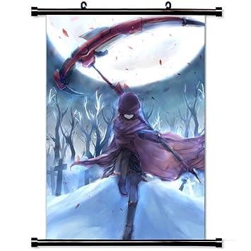 RWBY Ruby  Manga Wallscroll Poster Kunstdrucke Bider Drucke