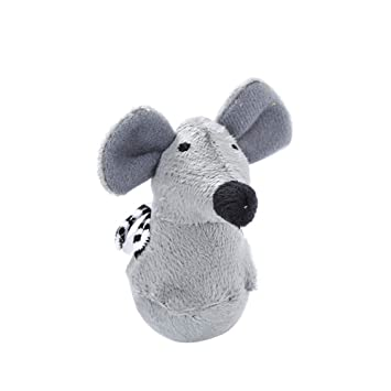 D-SYANA8 Juguete para Gato, ratón Falso, Juguete de Peluche Interactivo para raspar y raspar, Juguete Divertido para Jugar - Ratón #, Mouse#: Amazon.es: ...