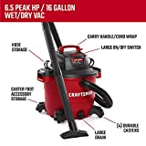 CRAFTSMAN CMXEVBE17595 16 Gallon 6.5 Peak HP