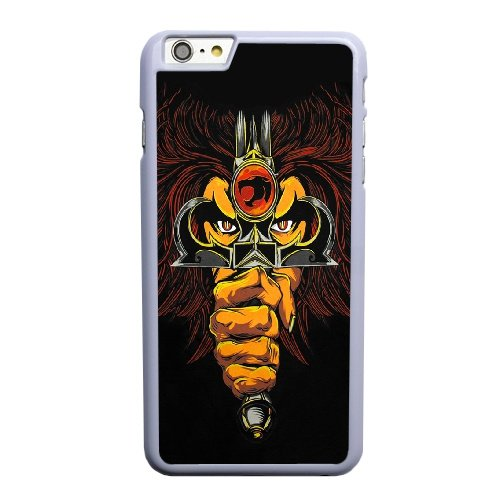 Coque,Coque iphone 6 6S 4.7 pouce Case Coque, Thundercats Lion O Sword Cover For Coque iphone 6 6S 4.7 pouce Cell Phone Case Cover blanc