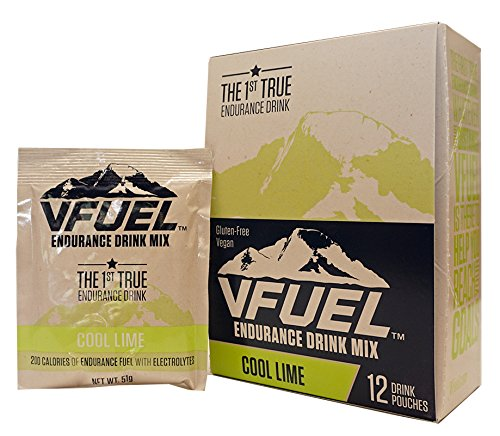 VFuel Endurance Drink Mix (Cool Lime)