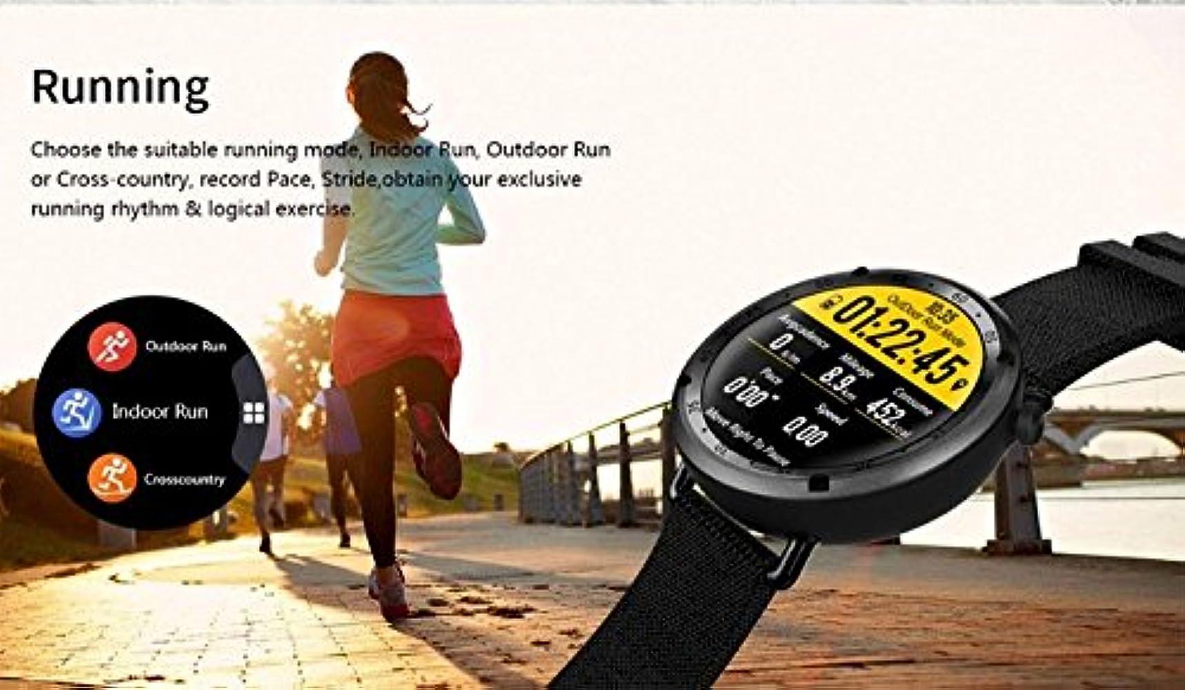 Reloj inteligente LEMFO LF22 Bluetooth Smartwatch IP67 resistente ...