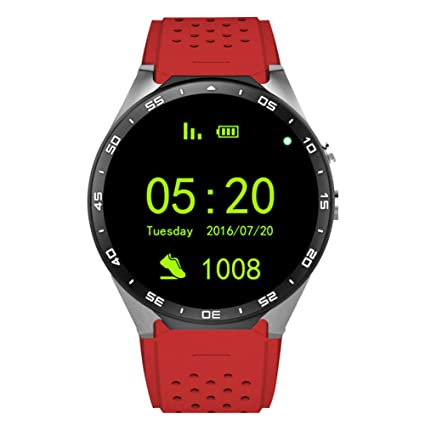 ZLOPV Pulsera Activa Smart Watchs Android Smartwatch Monitor ...