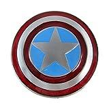 Western STAR CAPTAIN AMERICA SHIELD Belt Buckle CA-076