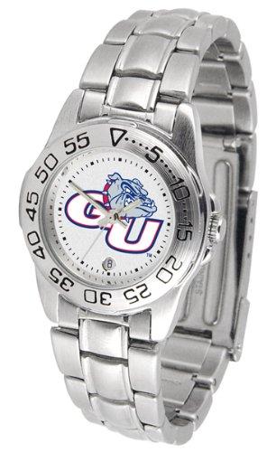 Linkswalker Ladies Gonzaga Bulldogs Ladies' Sport Steel Watch ()