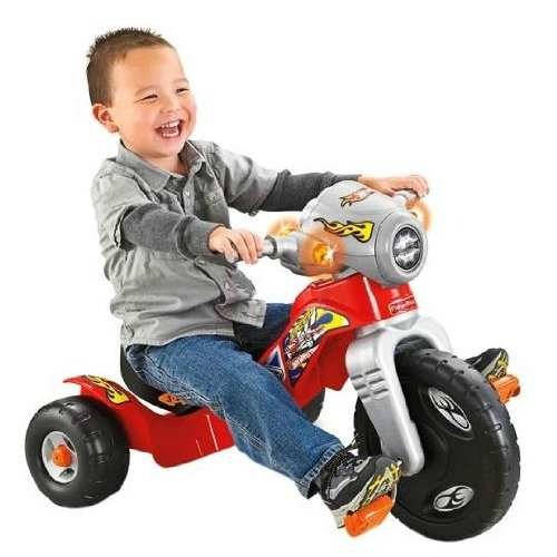 Fisher-Price Hot Wheels Lights and Sounds Trike