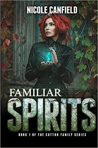 Image result for Familiar Spirits by Nicole Canfield