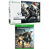 Xbox One S 1TB Console - Gears of War 4 Bundle + Titanfall 2 Game