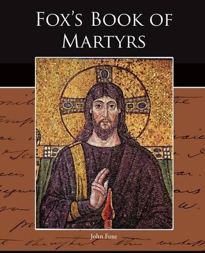 Fox Book Of Martyrs Pdf