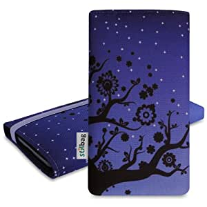 Stilbag Funda 'MIKA' para Nokia Lumia 535 - Diseño: Velvet Night