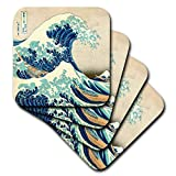3dRose The Great Wave Off Kanagawa by Japanese