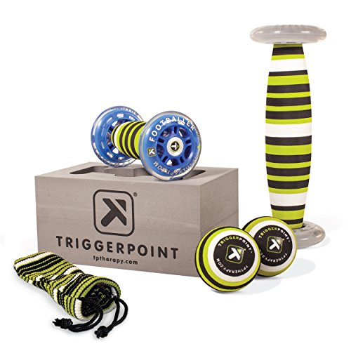 TriggerPoint Performance Collection for Total Body Deep Tissue Self-Massage (6 Piece) ()