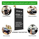 Galaxy S9 Battery ZURUN 3300mAh Li-Polymer Battery