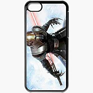 diy phone casePersonalized iphone 6 4.7 inch Cell phone Case/Cover Skin Star Wars The Force Unleashed Blackdiy phone case