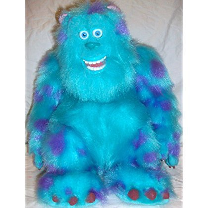 Disney Monster Inc, Sulley Sully Talking Doll Toy 15