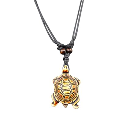 ab8599abbb8 Amazon.com: Popular Necklaces,RTYou Women Men Old Used Broken Flaws Don't  Buy Sweater Chain Pendant Necklace Vintage Turtle (Gold): Arts, Crafts &  Sewing
