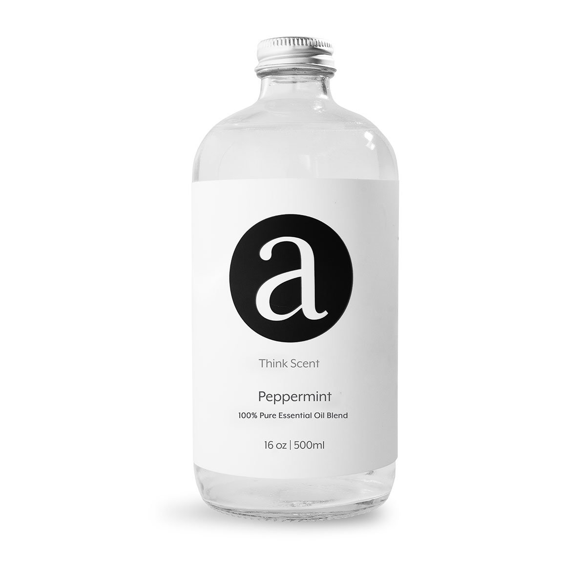(Peppermint) Aroma / Fragrance Oil For AromaTech Air Freshener Scent Diffuser (Half Gallon)