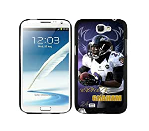 NFL Baltimore Ravens Corey Graham 01 Samsung Note 2 7100 Case Gift Holiday Christmas Gifts cell phone cases clear phone cases protectivefashion cell phone cases HLNKY604580375