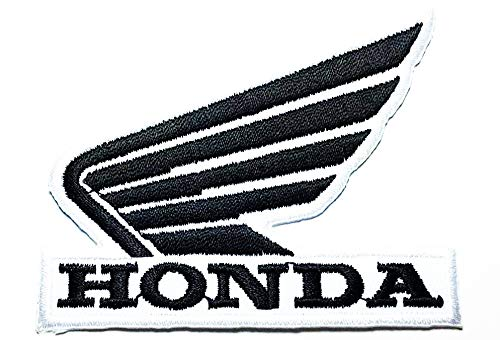 Wing Patch Motorcycle Biker Patch Logo Vest Jacket Hat Hoodie Backpack Patch Iron On ()