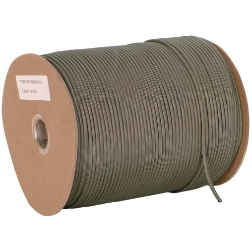 Fox Outdoor 82-405 1200 ft. Spool Nylon Paracord - Foliage Green by Fox Outdoor (Image #1)
