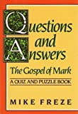 Questions and Answers, Mike Freze, 0801035384
