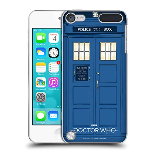 Official Doctor Who Tardis Season 11 Graphics Hard Back Case Compatible for Touch 5th Gen/Touch 6th Gen (Dr Who Ipod 5 Case)